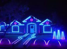 Slayer Weihnachtsbeleuchtung.Weihnachtsbeleuchtung 2015 Videos Cartoonland De