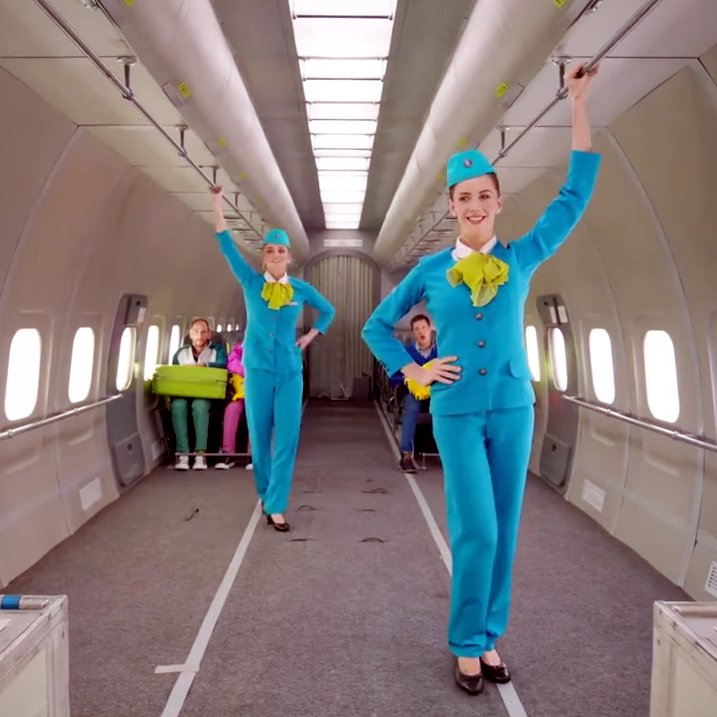 OK Go Upside Out