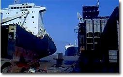 schiffe einparken